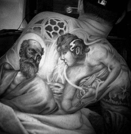 Tattoo Neck Boy Heart 44 Ideas
