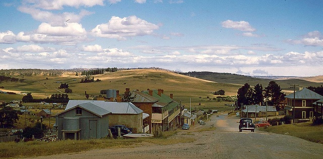 Old Adaminaby 1956