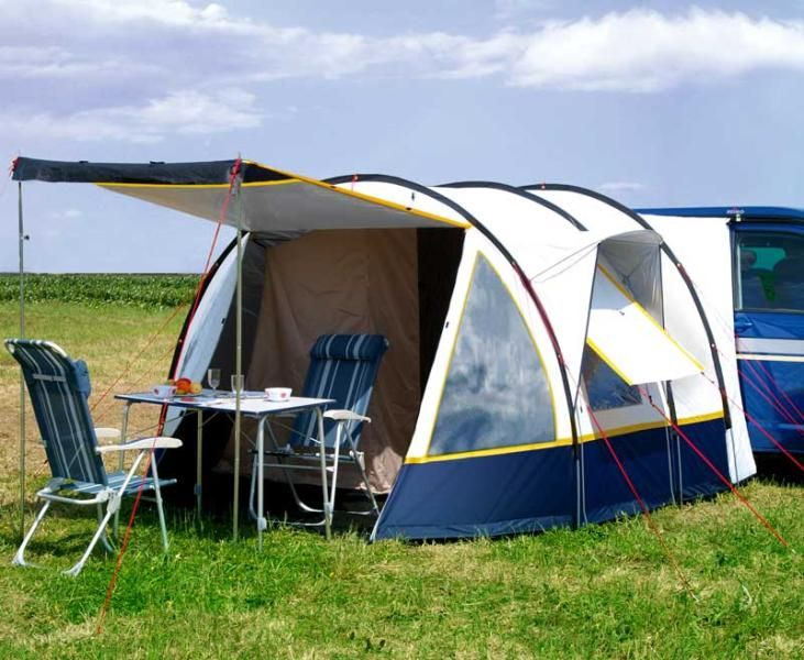 Our new range of campervan awnings are awesome!