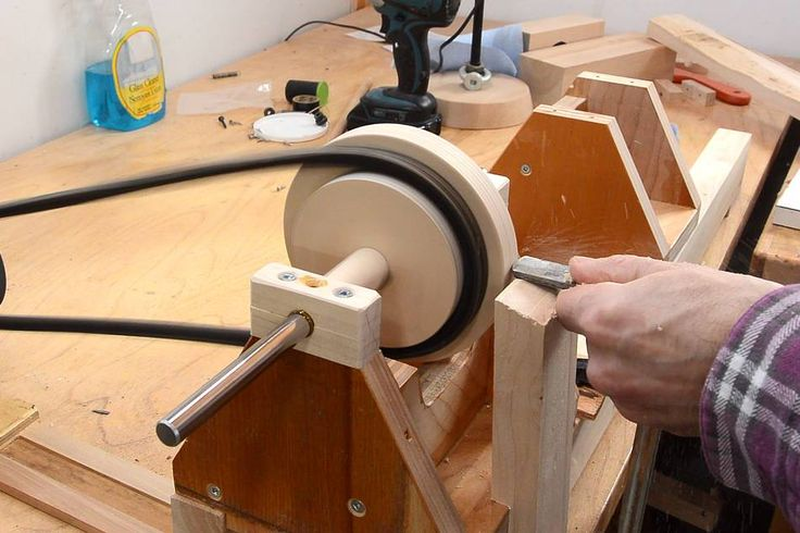 Building your own power tools is a specialized skill, but with the right planning and patience you can DIY everything in your workshop.