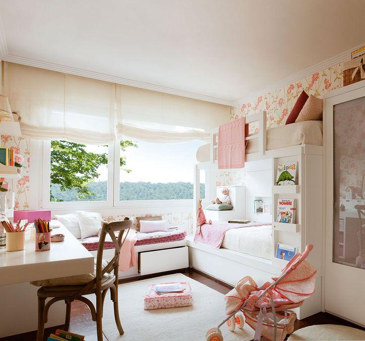 10 habitaciones infantiles bien organizadas · ElMueble.com · Niños: