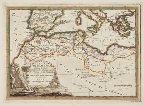 This day in 1815 - A peace treaty with Tripoli–which follows treaties with Algeria and Tunis–brings an end to the Barbary Wars.