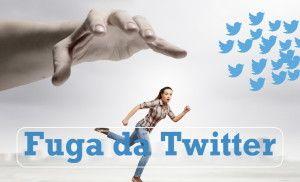 Twitter a picco, utenti in fuga!