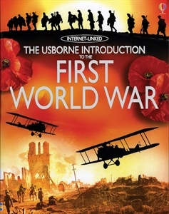 AGES 10 & UP-The murder of Archduke Franz Ferdinand of Austria-Hungary, in 1914, provided the spark that ignited the most destructive war the world had ever seen. Find out about the soldiers' terrifying experiences in the trenches, and the vast array of deadly new weapons. Discover how the war affected every corner of the globe, and how it provoked revolutions and toppled empires. Stunningly illustrated with dramatic contemporary photographs, paintings, posters and maps. $19.99