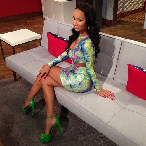 Did Draya Michele Quit Basketball Wives: LA Before Filming The Season Finale?