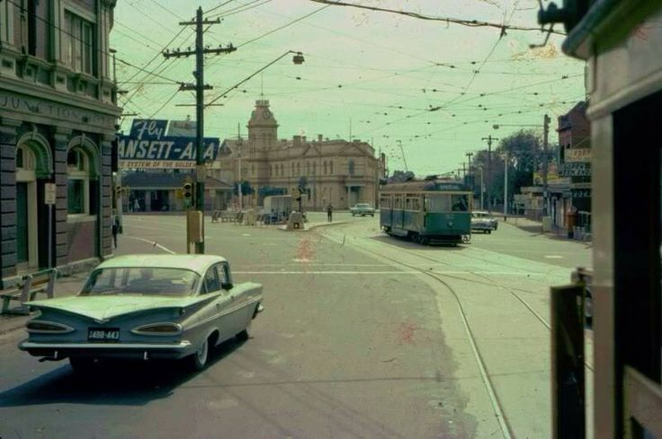 Moonee Ponds-Melbourne 1964