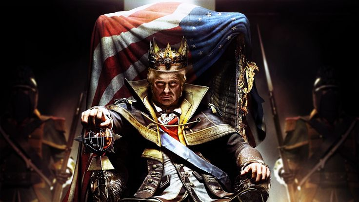 God Emperor Trump Background (1920x1080) Need iPhone 6S