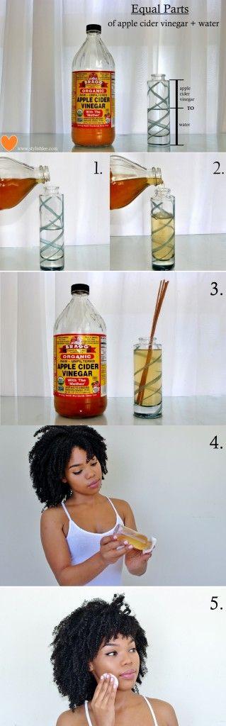 DIY Apple Cider Vinegar (IG-natashaleeds)