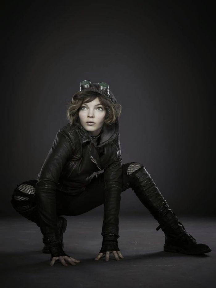 Selina Kyle (Cat Girl) (Gotham TV Series) | Halloween ideas ! | Pinterest | Camren bicondova ...