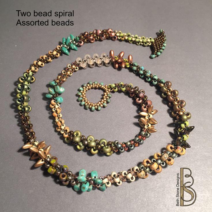 Bethany Bracelet: with SuperDuo Beads (Bracelets Book 3)