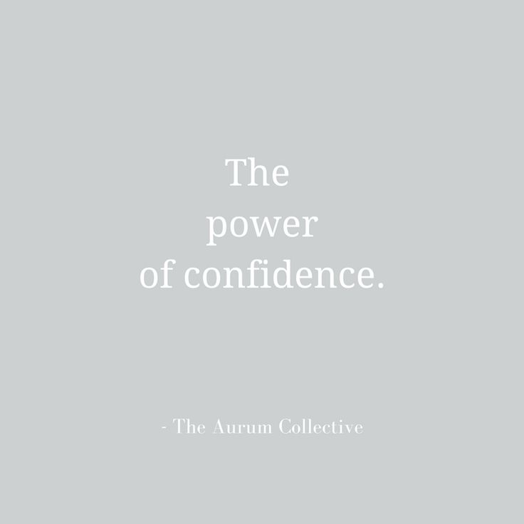 The Aurum Collective's mission is to empower women to be confident.