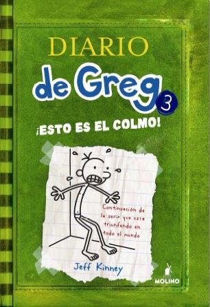 5º Puesto: Diaro de Greg. ¡Esto es el colmo!