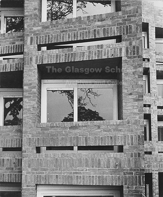The Lawns, Halls of Residence, University of Hull - 1968 by Glasgow School of Art Archives & Library, via Flickr