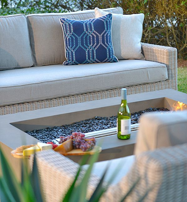 Linger Outside A Little Longer With The Patmos Collection, Exclusively  Fifth U0026 Shore By Carls · Patio Furniture ...