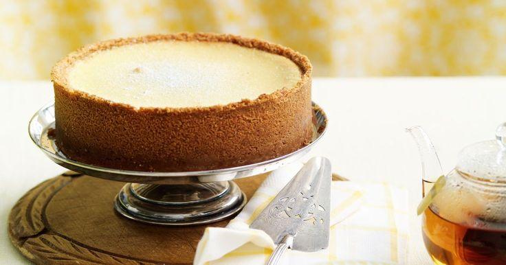 Fresh lemons 'rind' off this dessert beautifully!