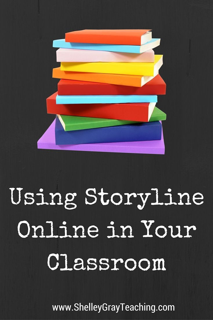 Storyline Online is an amazing, free website where famous actors and actresses read children's books aloud. I have used this site at the end of the day to avoid the chaos and keep a solid routine in place. In this blog post I discuss more about Storyline Online and how it can be used in the classroom.