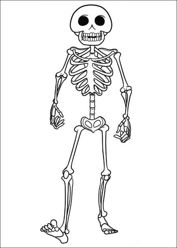 Hotel Transylvania Coloring Pages 7