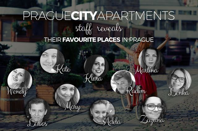 Our staff reveals their favourite places in Prague!