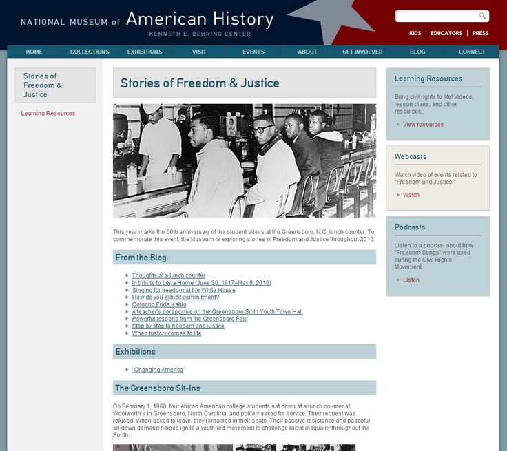 Your all-in-one site for resources on African American history - activities,