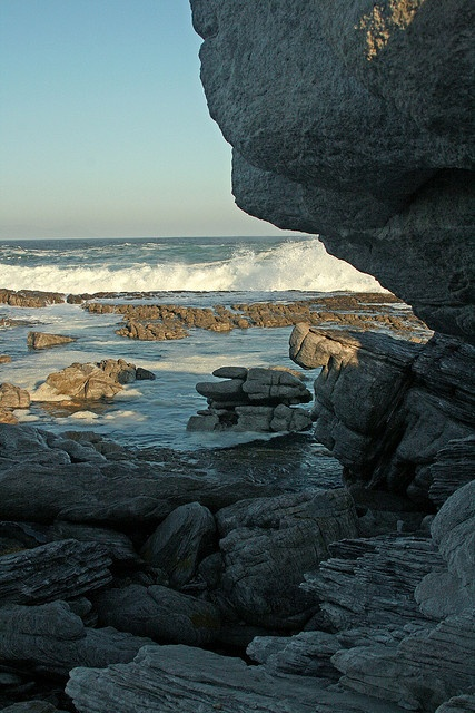 Rocky Coast, Hermanus, South Africa