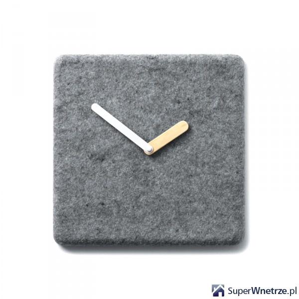 Filcowy zegar ścienny  8100049