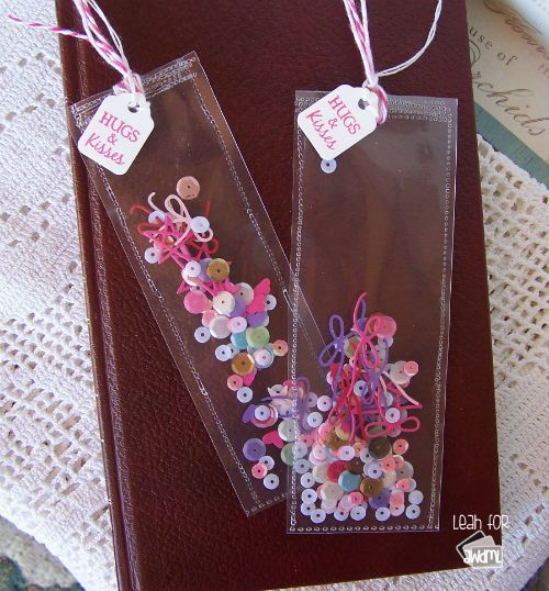 how to make handmade bookmark designs