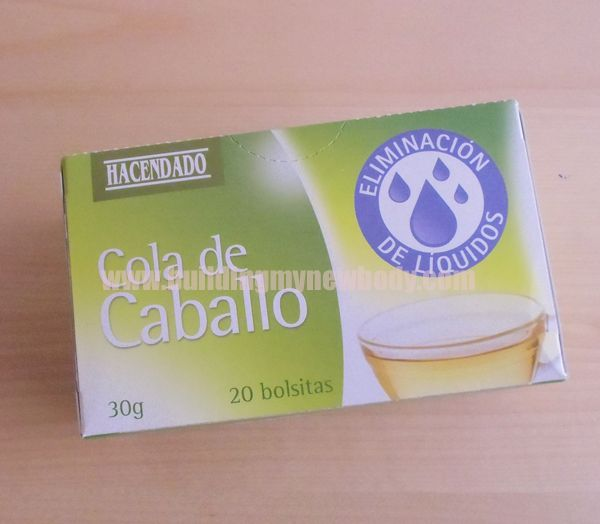 Cola de Caballo Hacendado (Mercadona) - 0 p. | PRODUCTOS