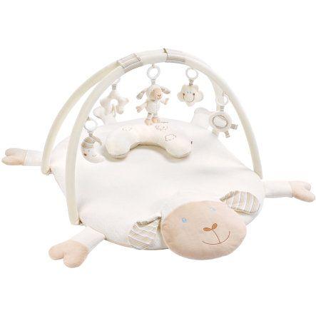 FEHN 3-D Activity-Decke mit Kissen - BabyLOVE bei babymarkt.de - Ab 20 € versandkostenfrei ✓ Schnelle Lieferung ✓ Jetzt bequem online kaufen!