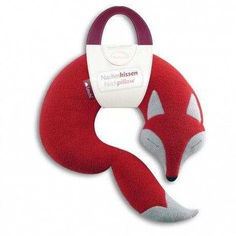 Coussin Nuque Peter The Fox