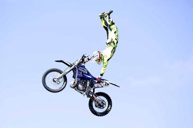 Nitro Circus on the Central Coast - see all the pics here