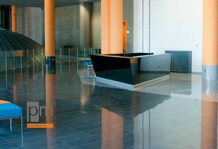 Lada szklana - mobilna  http://www.projektmebel.pl/realizacje/ec1