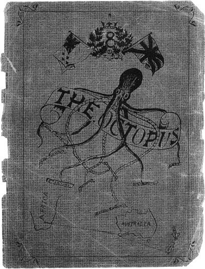 'The Octopus', South African War publication | NZHistory, New Zealand history online Some New Zealand Contingents produced their own newspapers and magazines. 'The Octopus', the cover of which is pictured here, was the journal of the 'Second Battalion of the Eighth Regiment', commenced on board the Cornwall en route to South Africa in February 1902