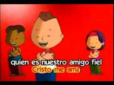 Cristo ama a los niños Spanish Christian Kid's Music www.FindingOurFeet.org YouTube Playlist