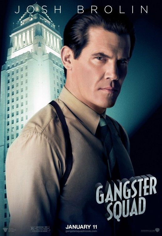Click to View Extra Large Poster Image for Gangster Squad
