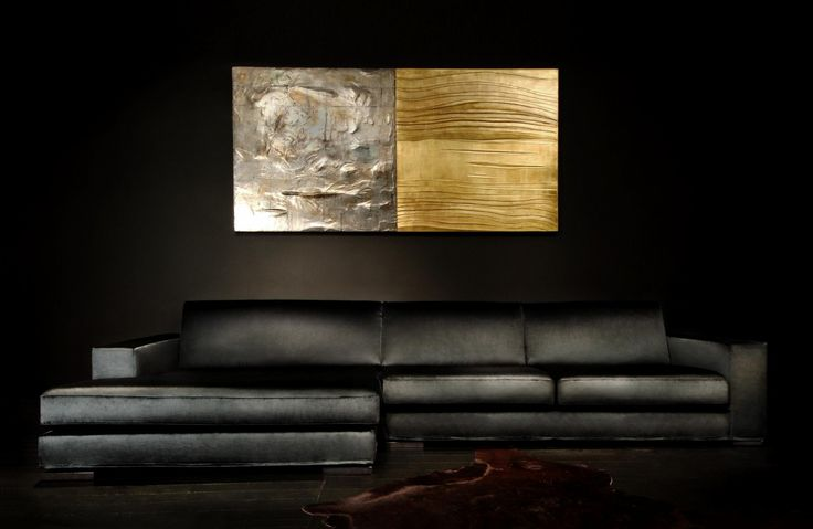 Victor / Strethch Sofa With Chaise Lounge / John Breed / Eric Kuster / Metropolitan Luxury