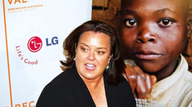 Rosie O'Donnell's Latest Attack on Donald Trump