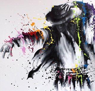 Feel The Rhythm Of The Beat Artwork by artist: @_bader_almutawa_ on Instagram
