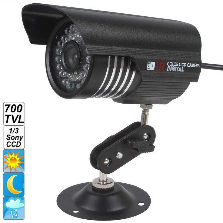 $26.46 (Buy here: https://alitems.com/g/1e8d114494ebda23ff8b16525dc3e8/?i=5&ulp=https%3A%2F%2Fwww.aliexpress.com%2Fitem%2FColorful-IR-1200-TVL-OSD-Menu-1-3-Sony-CCD-Camera-Support-IP66-Waterproof-with-Night%2F32247960283.html ) Colorful IR 1200 TVL OSD Menu 1/3 Sony CCD Camera Support IP66 Waterproof with Night Vision for just $26.46