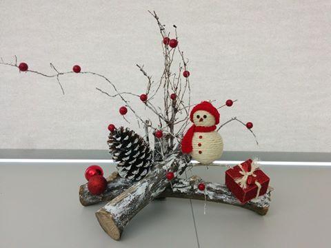 Inspirador! O Natal já anda por aí!