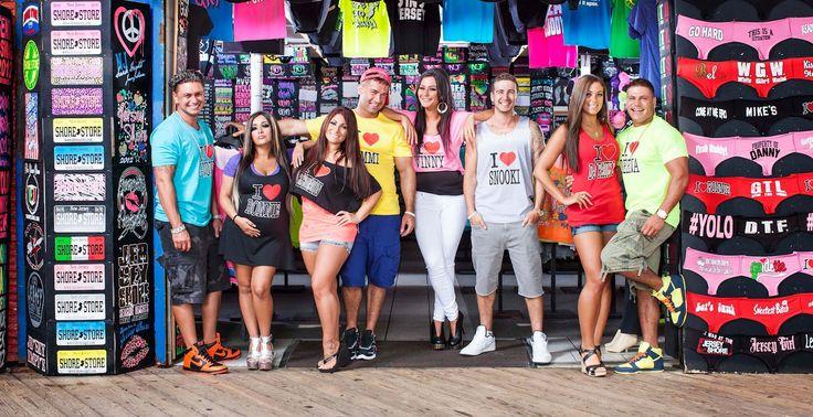 Jersey Shore Season 6: The Final Season DVD photo cover
