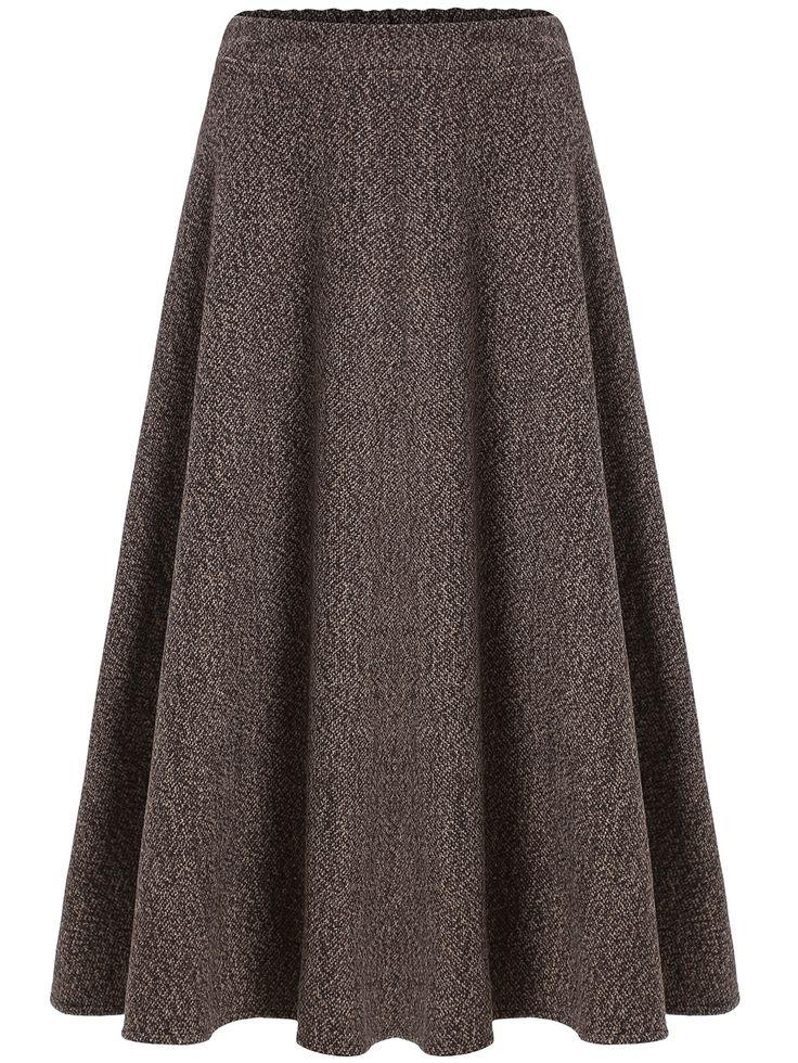 Shop Khaki High Waist Long Skirt online. SheIn offers Khaki High Waist Long Skirt & more to fit your fashionable needs.