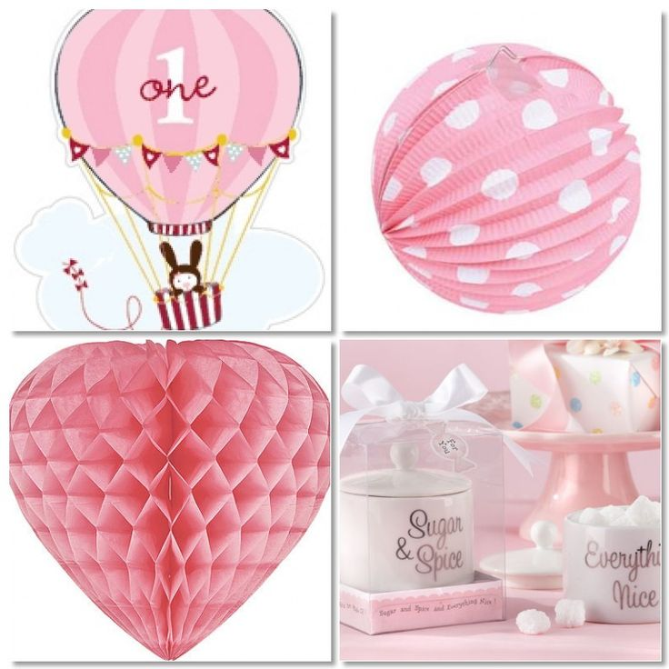 131 best Baby Girls 1st Birthday images on Pinterest First