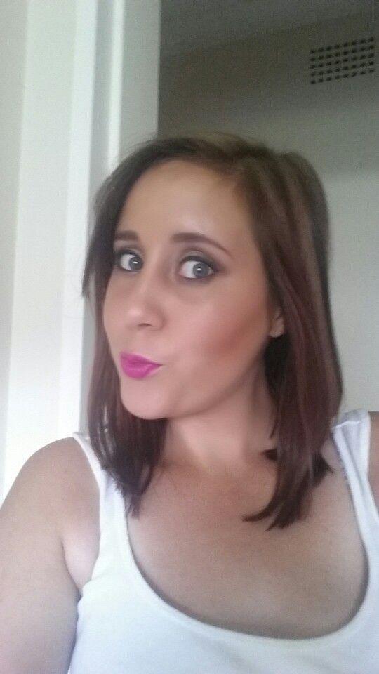 #Pinklips #MacCandyYumYum #Leonasmakeupartistry