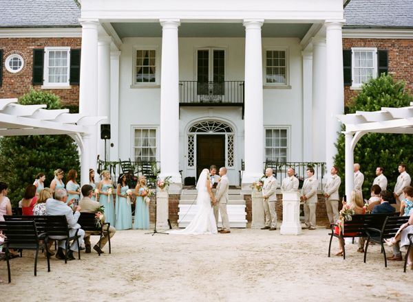 Boone Hall Wedding In Charleston By Whitney Neal