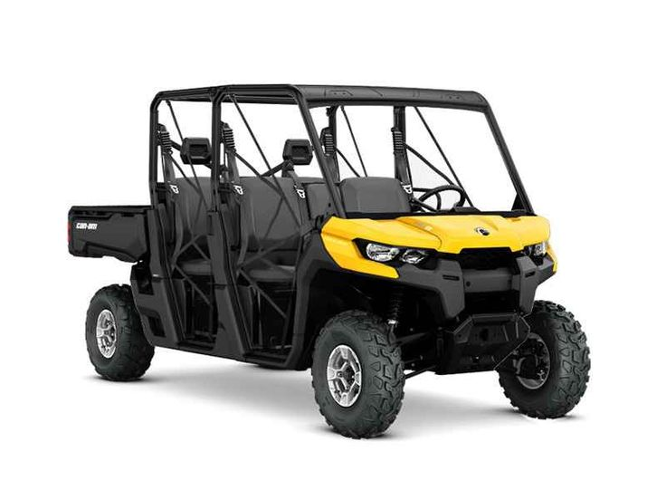 New 2017 Can-Am Defender MAX DPS HD8 ATVs For Sale in Georgia. 2017 Can-Am Defender MAX DPS HD8, 2017 Can-Am® Defender MAX DPS HD8 CONTROL AND COMFORT WITH ROOM FOR 6 Take control with the Defender MAX DPS that features comfortable Dynamic Power Steering (DPS), lightweight wheels and tires, adaptable storage, Visco Lok QE and more to make your job easier. Features may include: HEAVY-DUTY ROTAX V-TWIN ENGINES The Defender MAX DPS package offers two very capable true-work powerplant options…