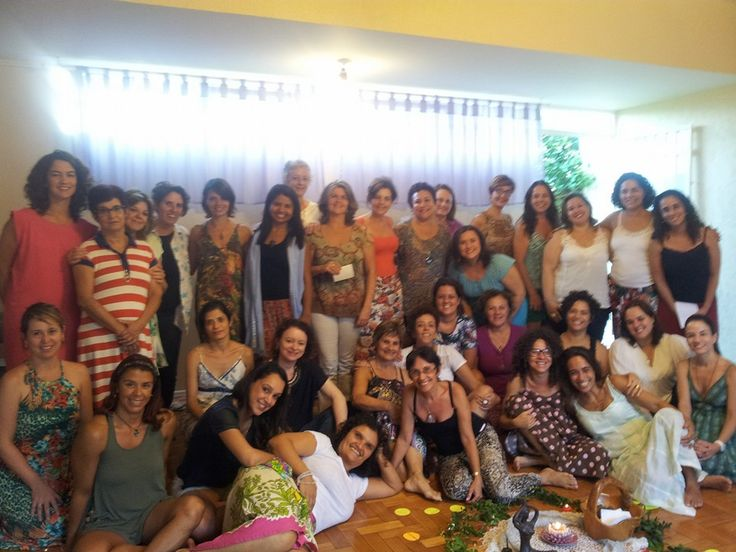 Encontros para trazer para o dia a dia a espiritualidade feminina