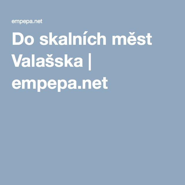 Do skalních měst Valašska   empepa.net