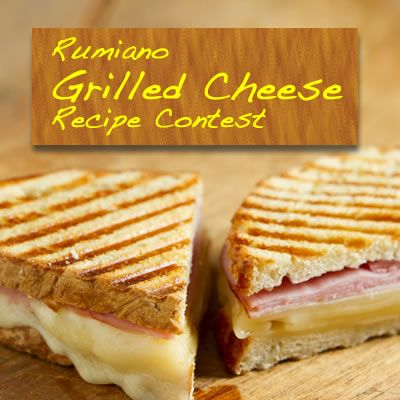 SHARE YOUR FAVORITE GRILLED CHEESE RECIPE FOR A CHANCE TO WIN FREE RUMIANO FAMILY ORGANIC CHEESE
