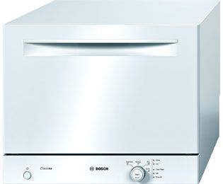 Indesit ICD661 Freestanding Table Top Dishwasher - White