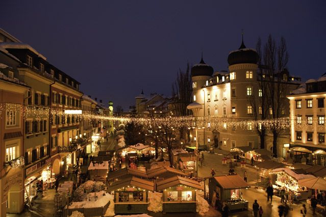 Top 10 romantic Christmas markets in Tirol
